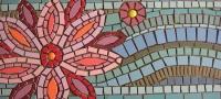 bankje bloem detail midden