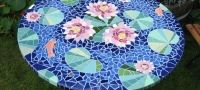 tafel waterlily 2x